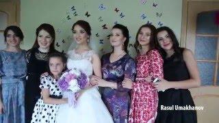 Свадьба в Дагестане Усмана и Шамай 2015