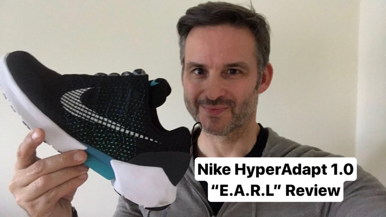 Nike HyperAdapt 1.0 EARL Unboxing & Review