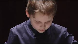 03/27/2019 R. Shakirov in the semifinal of the 3rd Vladimir Kraynev International Piano Competition