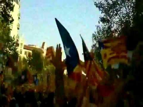 Profecia de Reinaldo dos Santos: Independencia para Catalunya Independence for Catalonia CAT SPA ENG