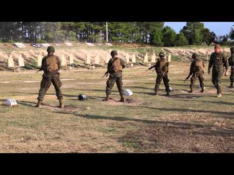 Marine Corps Boot Camp - Table 2 Firing