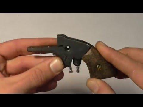 DIY Derringer - Leinad/Cobray Derringer Kit Build | FunnyCat TV