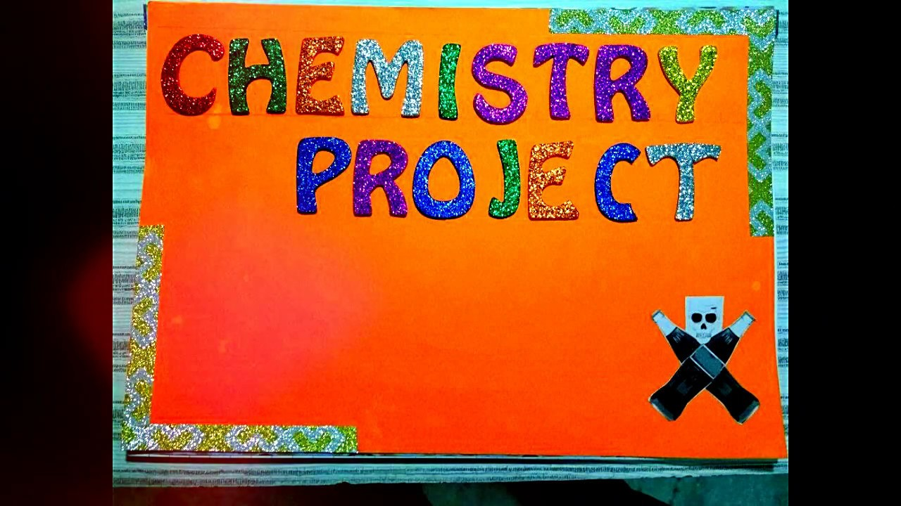 chemistry projects for class 12 hsc pdf