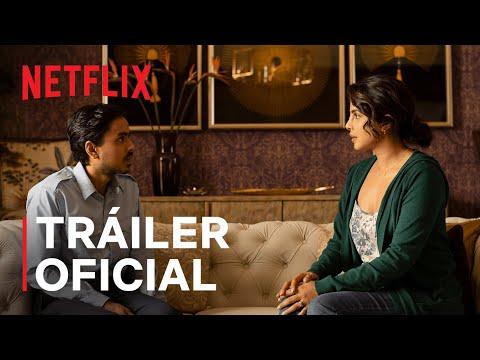 Priyanka Chopra lidera un drama para Netflix:Tigre blanco