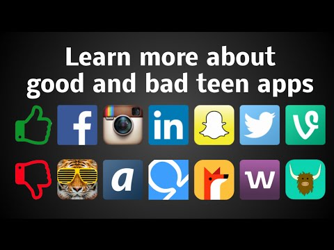 Top apps for teens