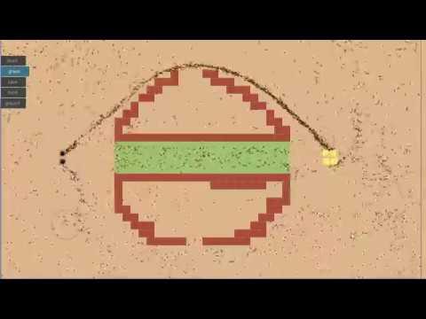 Ant colony algorithm simulation dating
