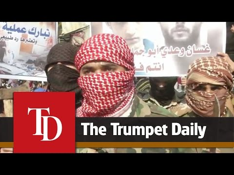Jihad in Jerusalem - The Trumpet Daily