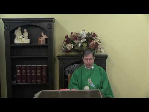 LIVE Daily Holy Mass for Sunday, January 24th, 2021
