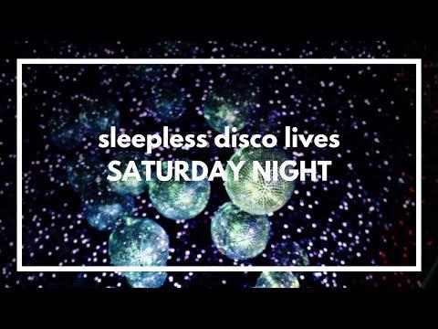 Saturday Night Set List #SleeplessDTLA