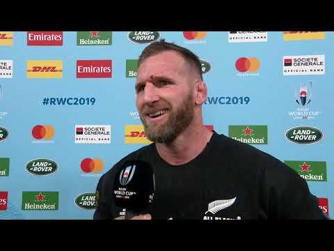 All Blacks skipper Kieran Read talks about his side's win over Ireland