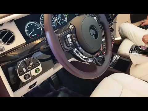 2018 Rolls Royce Phantom Detailed Walk Around Review