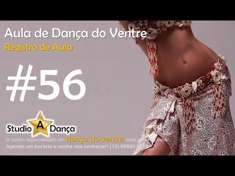 Studio A Dança - Aula de Dança do Ventre #56