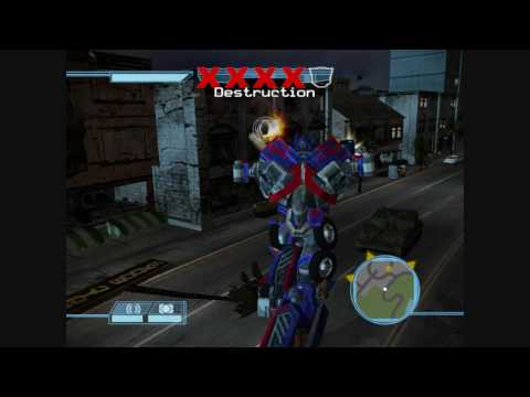 Optimus Prime Games
