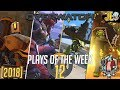 Plays of the Week 41 [2016]  Overwatch