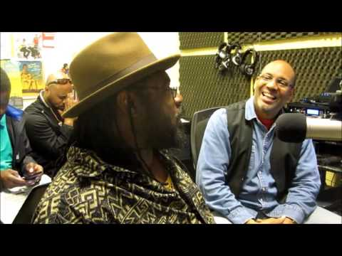 Dub Poet Gilbert @ Radioregent  on The Koolbreeze Experience Show