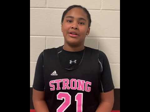 Sarah Strong (Holly Grove Middle/Holly Springs, NC) 2024 5'11 G/F