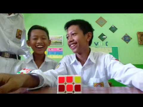Double Rubik in the class [3] #Selisih 3 detik