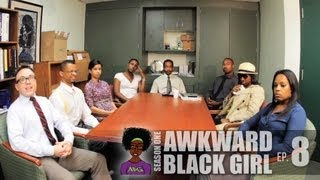 "AWKWARD Black Girl | ""The Project"" [S. 1, Ep. 8]"