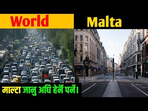 रहस्यमय माल्टा 😱 Malta Facts  In Nepali | Malta  Country Of Europe In Nepali 2019
