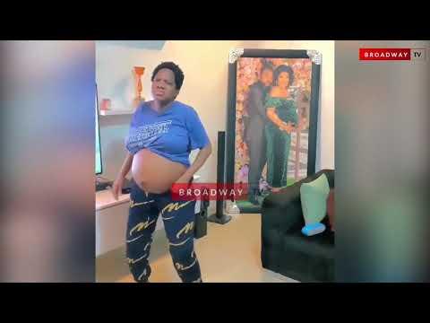 Download Toyin Abraham Twerks With Pregnancy