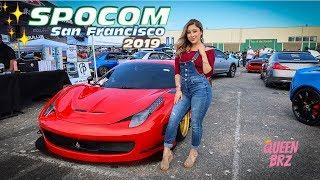 SPOCOM San Francisco 2019 car show
