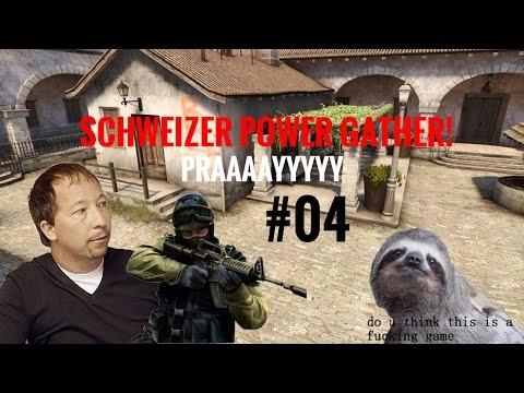 BACK TO CS:GO #04: Gather PARTY Schweizerdeutsch Swiss German