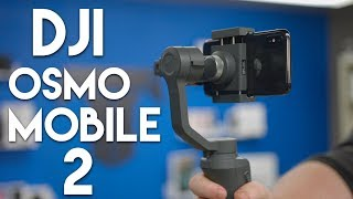 DJI Osmo Mobile 2 Review / Worth It!