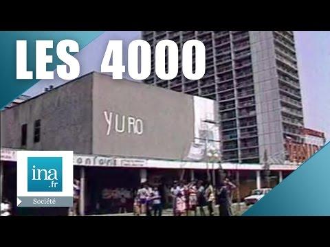 Vivre à la cité des 4000 à La Courneuve en 1983 | Archive INA