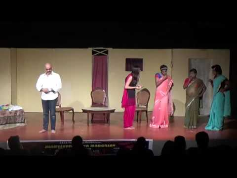 """Blackout"" Hindi Play- ABSS Theatre Group"