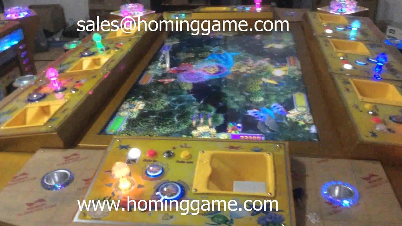 Dangerous fish game machine introduction 01 ocean king for Ocean king fish game