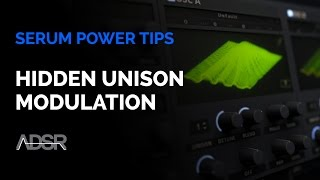 Hidden Unison Modulation in Serum