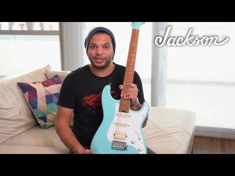 Misha Mansoor Demos his MJ Series Signature Misha Mansoor So-Cal 2PT