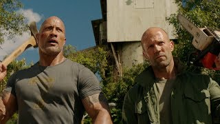 'Fast & Furious Presents: Hobbs & Shaw' Final Trailer (2019) | Dwayne Johnson, Jason Statham