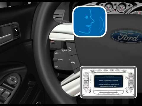 ford navigation system travelpilot fx voice control. Black Bedroom Furniture Sets. Home Design Ideas