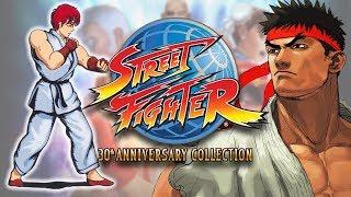 A Maior Coletânea de Street Fighter
