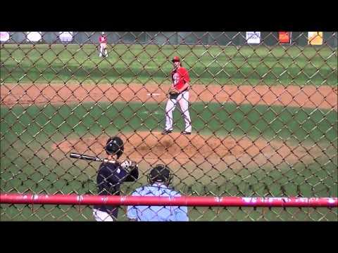 Jordan Benfield Cobre High School Pitching Game Situations