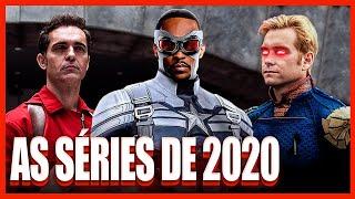 As 10 SÉRIES mais ESPERADAS de 2020
