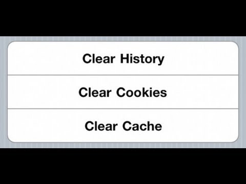 How To Clear Browser Cache | How To Clear Cache In ALL BROWSERS!