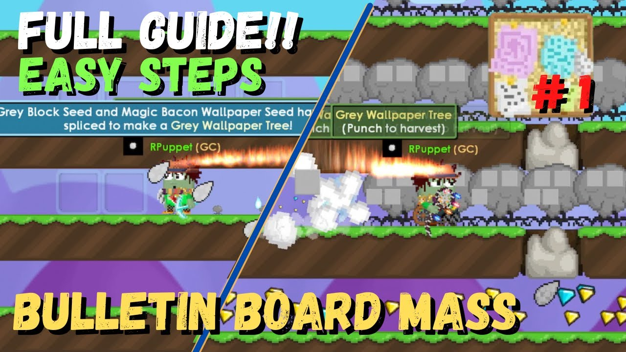 Download SECRET MASS IN GROWTOPIA 2021!! [EASY STEPS & FULL GUIDE] 100% PROFIT - GROWTOPIA PROFIT 2021