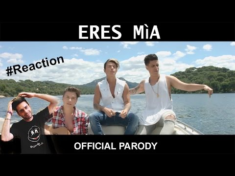 ERES MIA - OFFICIAL PARODIA! (E SALUTI DA BENJI & FEDE) ft FABIO ROVAZZI E J AX! | YuriAle
