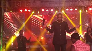 Download Video Dr Tumi - No Other God (LIVE) in Ghana at #KissTheKing2017 MP3 3GP MP4