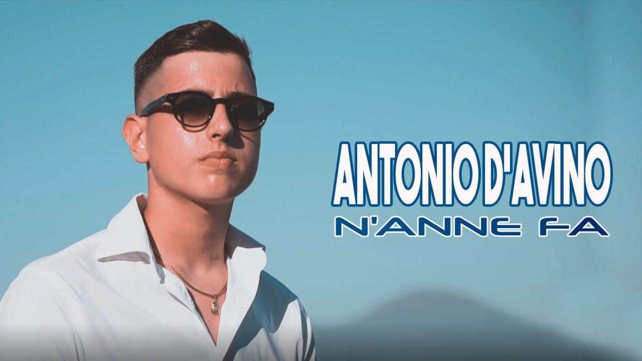 Antonio D'Avino - N'Anne Fa (Video Ufficiale 2020)