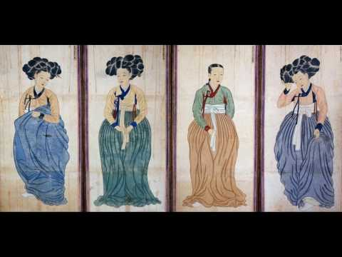 Komungo Sanjo (Korean traditional music)
