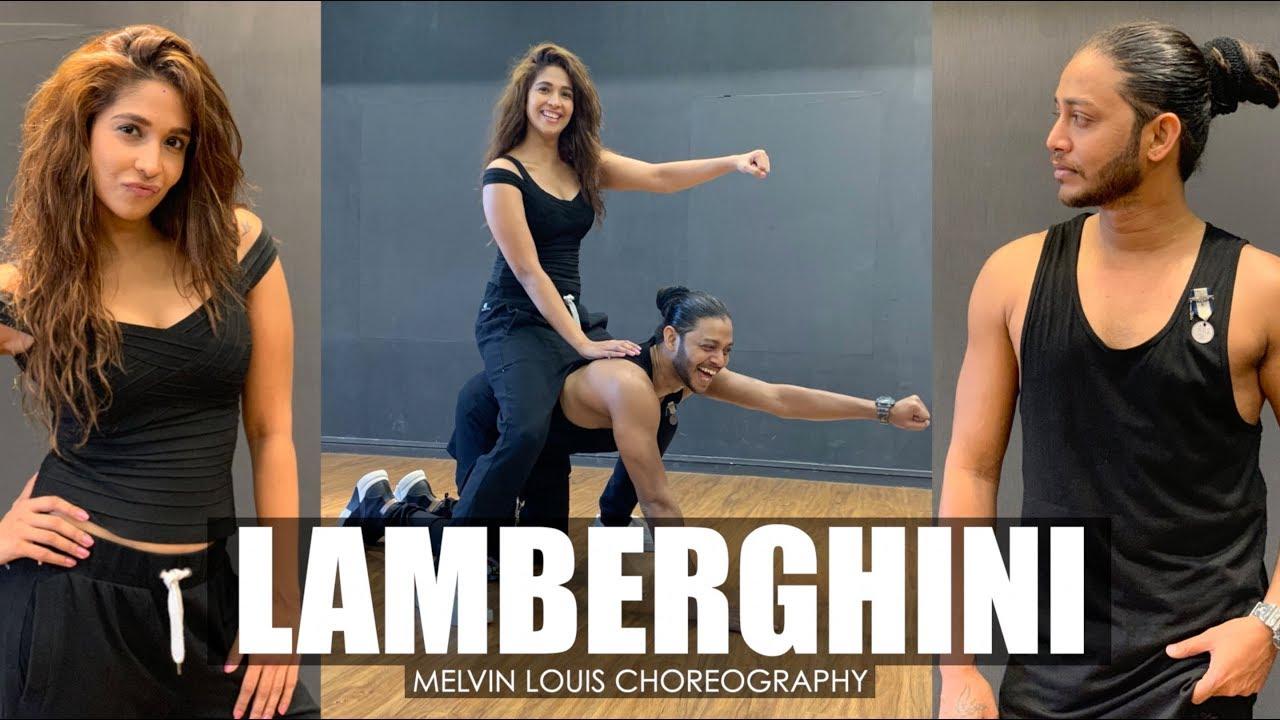 Lamberghini | Melvin Louis ft  Harleen Sethi