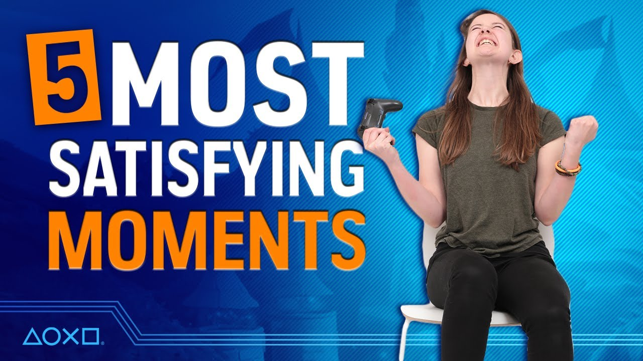 5 Most Satisfying Moments In Games
