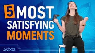 5 Most Satisfying Momęnts In Games