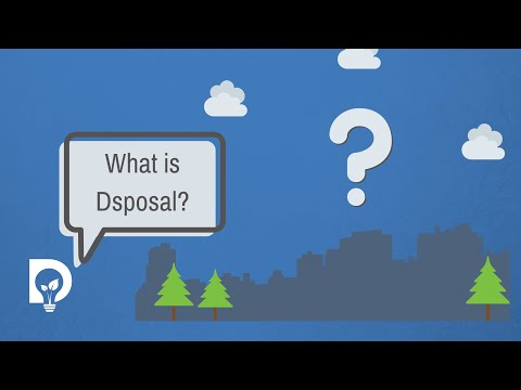 Dsposal | Find The Right Place For Your Waste