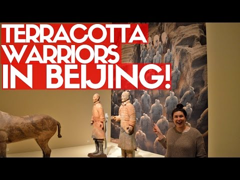 NATIONAL MUSEUM OF CHINA | Beijing Daily Vlogs