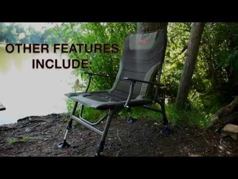***CARP FISHING TV*** New Dura Lite Chair