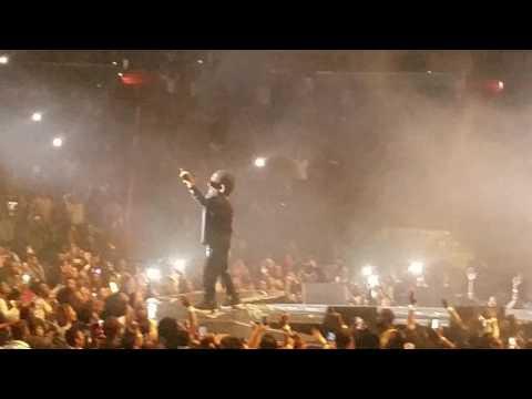 R Kelly @ The Verizon Center, DC, 11-13-16, Buffet Tour